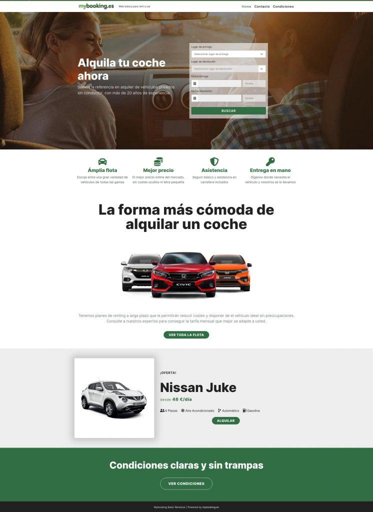 Mybooking Rentcar